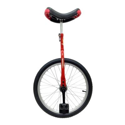 TAROKA 道路家 20吋單輪車-亮紅色