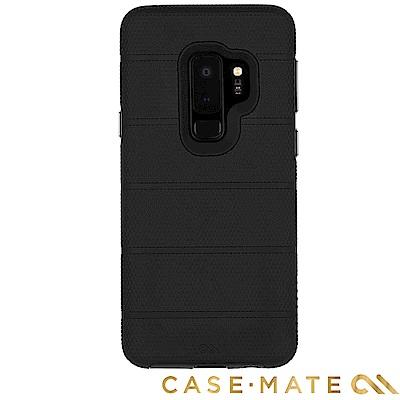美國Case-Mate S9+ Tough Mag 強悍防摔手機保護殼 - 黑