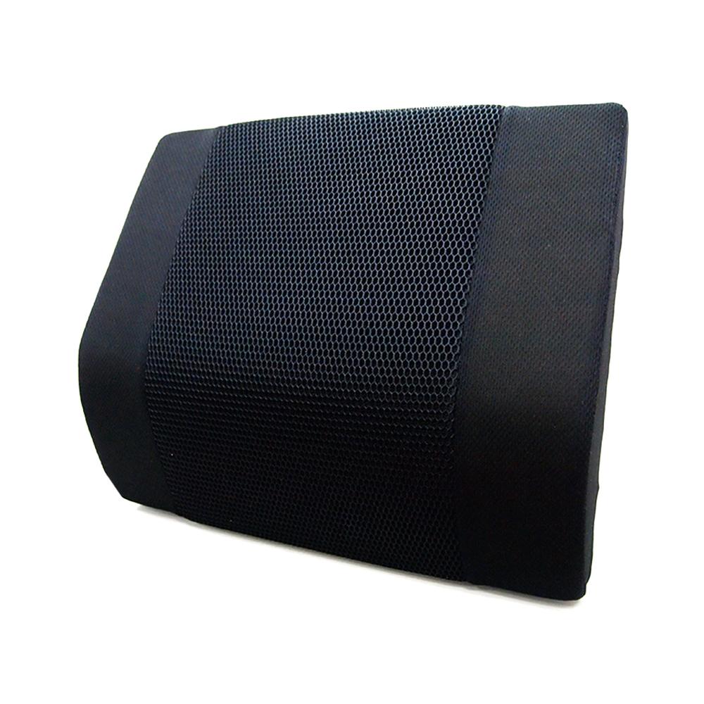 竹炭透氣護腰靠墊-急速配