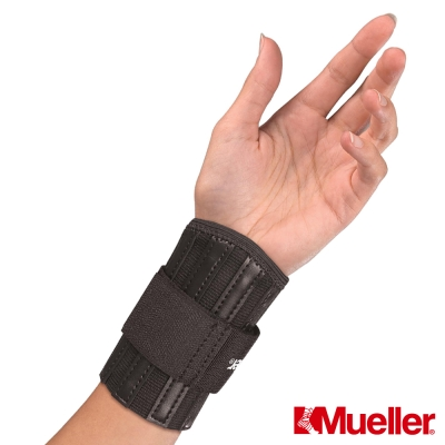 MUELLER慕樂 腕關節護具 黑色 護腕(MUA222)