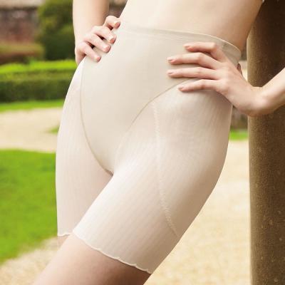 曼黛瑪璉-14AW重機能中腰短管束褲S-XL(粉透膚)