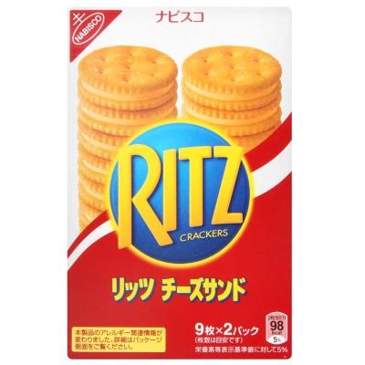 Mondelez  RITZ起士夾心餅乾(160g)