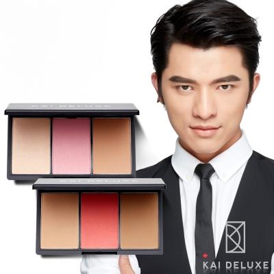 KAI DELUXE 超上鏡 美肌修容盤(2色可選)