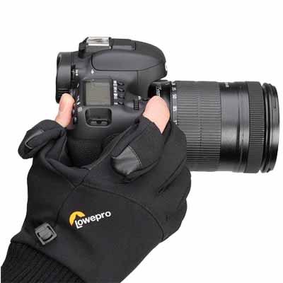 Lowepro-ProTactic-Photo-Gloves領航家攝影手套-L