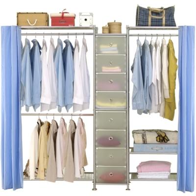 巴塞隆納─W 2 型 90 +D+W 3 型 60 衣櫥置物櫃