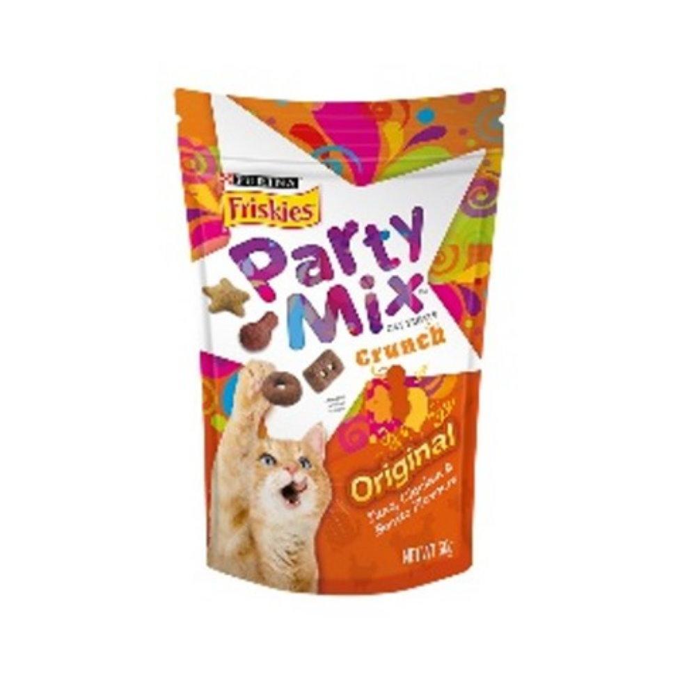 Friskies喜躍 PartyMix 經典原味香酥餅《鮪魚+雞肉+鰹魚》60g