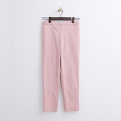 Hang Ten - 女裝 - 錐版修身長褲-粉紅色