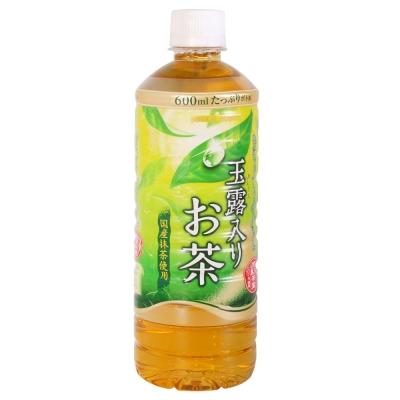 丸善食品 玉露綠茶飲料(600ml)
