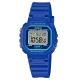 CASIO 黑色炫風方形電子錶(LA-20WH-2A)-亮藍色/30.4mm product thumbnail 1