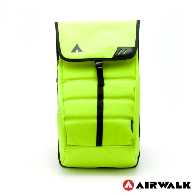 AIRWALK-輕量簡易造型後背包-兩色