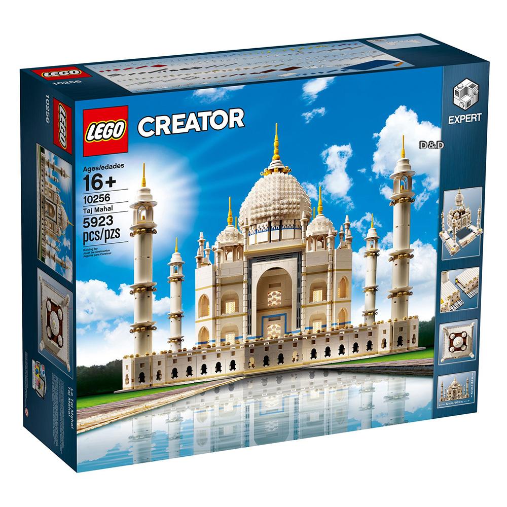 樂高LEGO 創意大師Creator系列 - 10256 泰姬瑪哈陵