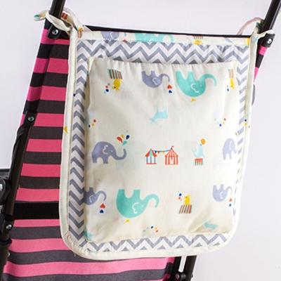 嬰兒防水推車掛收納袋 -共六款