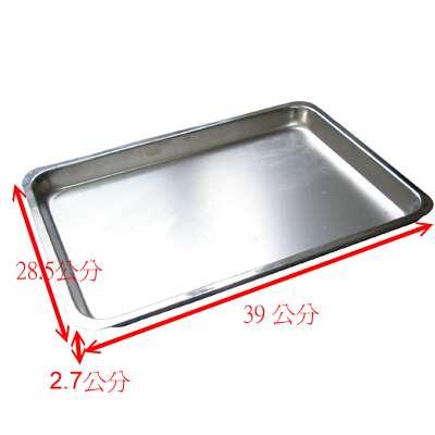 【純不鏽鋼】廚房-碗盤架/滴水架+盤子(三入裝)