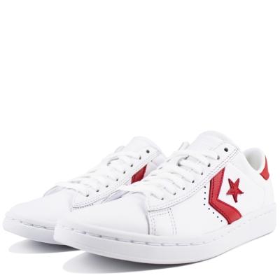 CONVERSE-女休閒鞋555933C-白