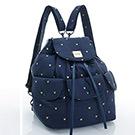VOVAROVA空氣包-百寶袋後背包-心空閃耀(藍)