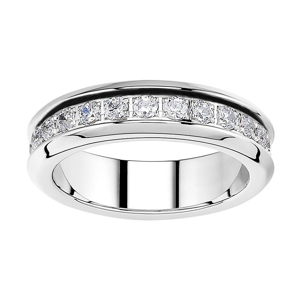 Royal Damon羅亞戴蒙 聖潔的白 戒指