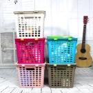 美樂麗 40L 好耐重 堆疊衣物收納籃-1入
