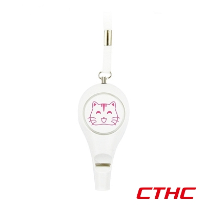 CTHC Double Safe 防身警報器+隨身口哨