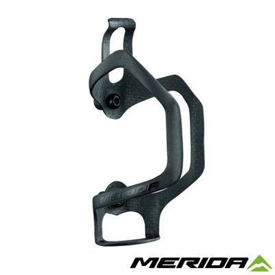 《MERIDA》美利達 碳纖水壺托架 黑/黑 3212