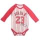 魔法Baby嬰兒長袖連身衣 k43228