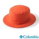 【Columbia哥倫比亞】男女-日版防水快排叢林帽-棕橘 UPU52090MR