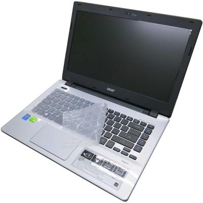 EZstick ACER Aspire V14 V3-472G 系列專用 矽膠鍵盤保護膜