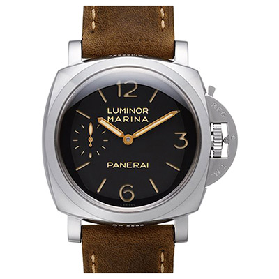 PANERAI 沛納海 Luminor PAM00422 3Day手上鍊腕錶-47mm