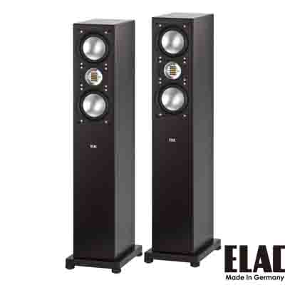ELAC德國精品落地型喇叭FS 207 A   (SW)-對