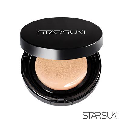 (即期品)【STARSUKI】妝自然防曬氣墊粉底霜SPF50 PA+++(2色)