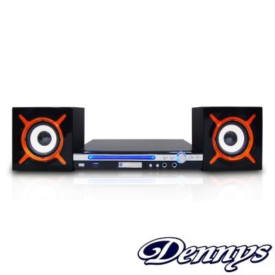 Dennys DVD/USB/FM音響組合(DVD-K 9 B)