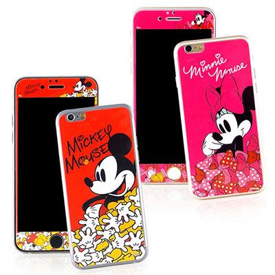 Disney iphone 6 plus / 6s plus強化玻璃彩繪保護貼