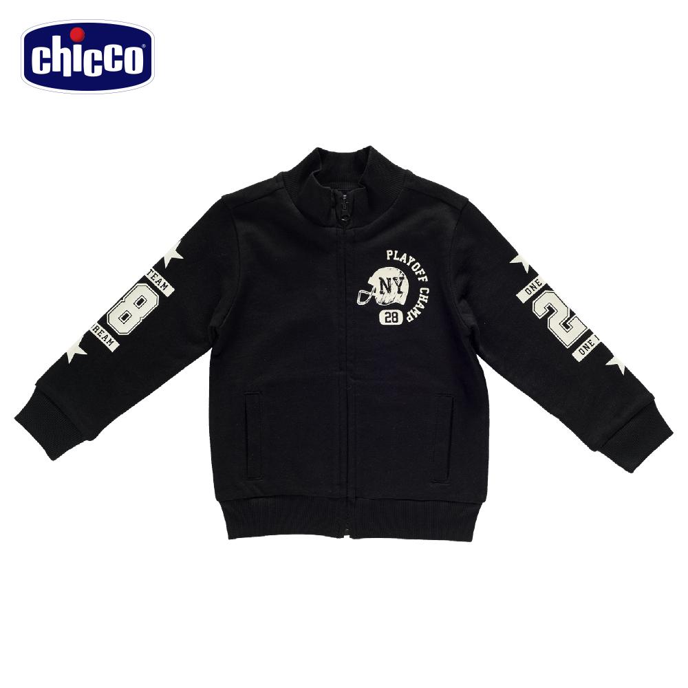 chicco運動外套-黑(18個月-4歲)