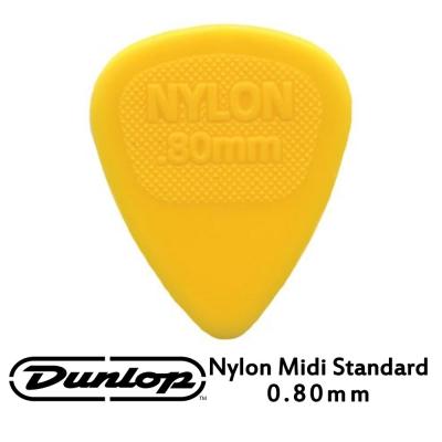 JIM DUNLOP JDGP-443R 0.80mm 吉他彈片 10片包裝