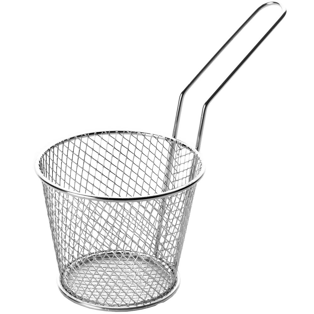 《IBILI》不鏽鋼炸籃(圓8.5cm)