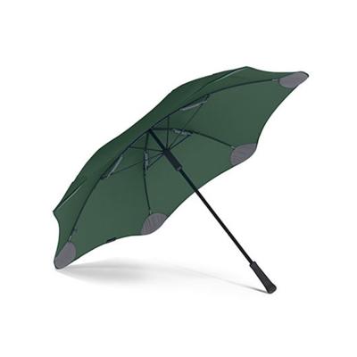BLUNT保蘭特 抗強風 抗UV 直傘大號 CLASSIC(森林綠)