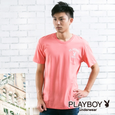 PLAYBOY 流行兔頭LOGO彩色內衣(粉紅)