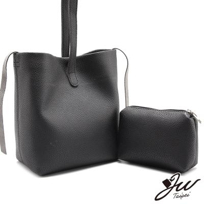 JW-子母包-時尚洛城極簡子母肩側包-共三色