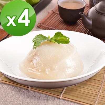 樂活e棧-素肉圓(6顆/袋,共4袋)-素食可食