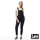 Lee 牛仔吊帶長褲/RG-女款-藍