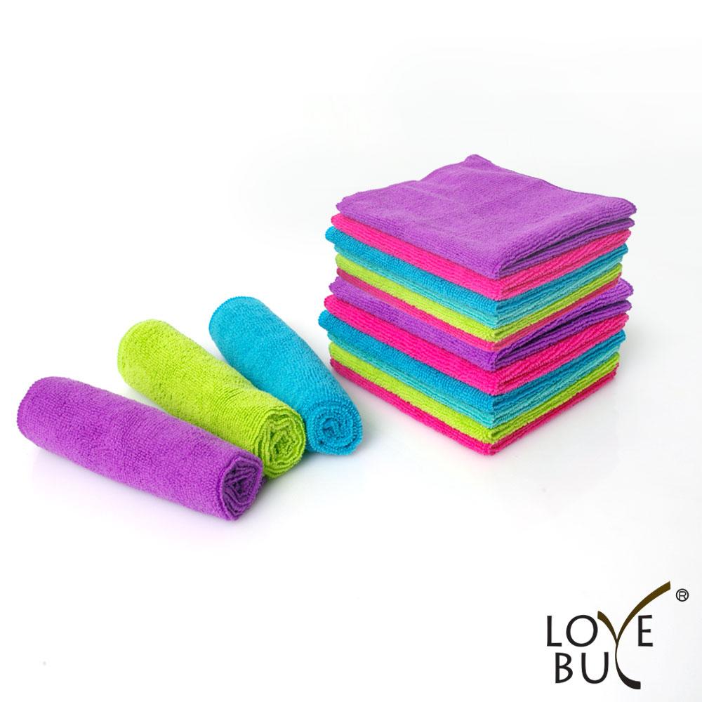 Love Buy 新一代立體纖維吸水抹布15入