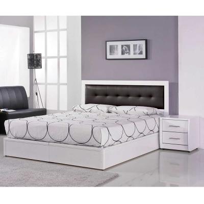 群居空間 蜜卡思3.5尺單人三件房間組/二色(床頭片+床底+床頭櫃)(不含床墊)