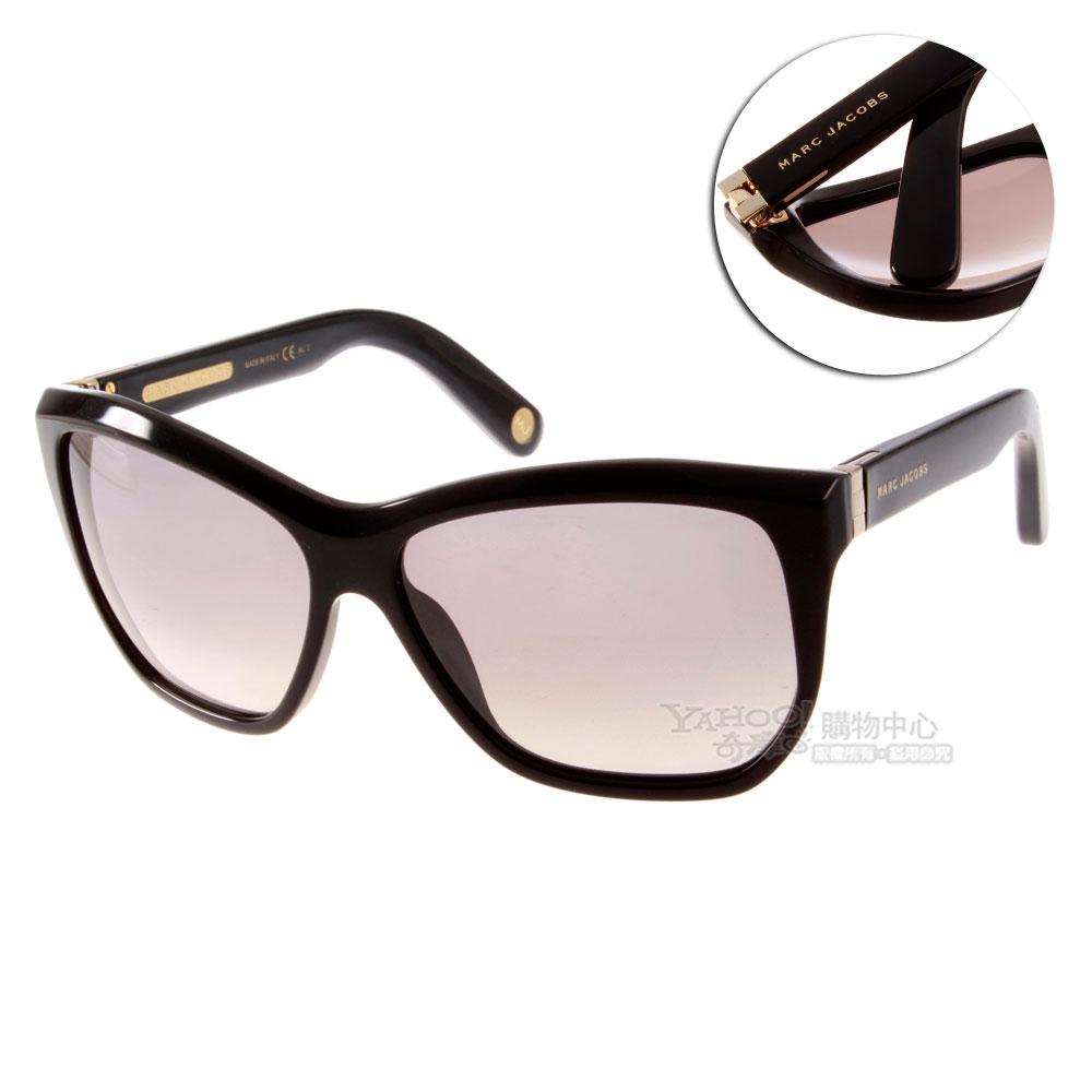 MARC JACOBS太陽眼鏡 獨家貓眼設計款/歐美黑#MJ464S 807VK