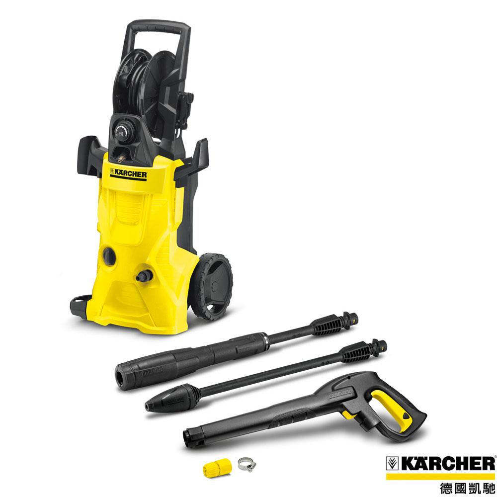德國凱馳 KARCHER 家用高壓清洗機 K4 PREMIUM TW