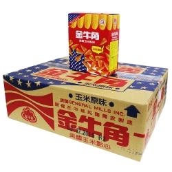 喜年來 金牛角-原味(35gx12盒)