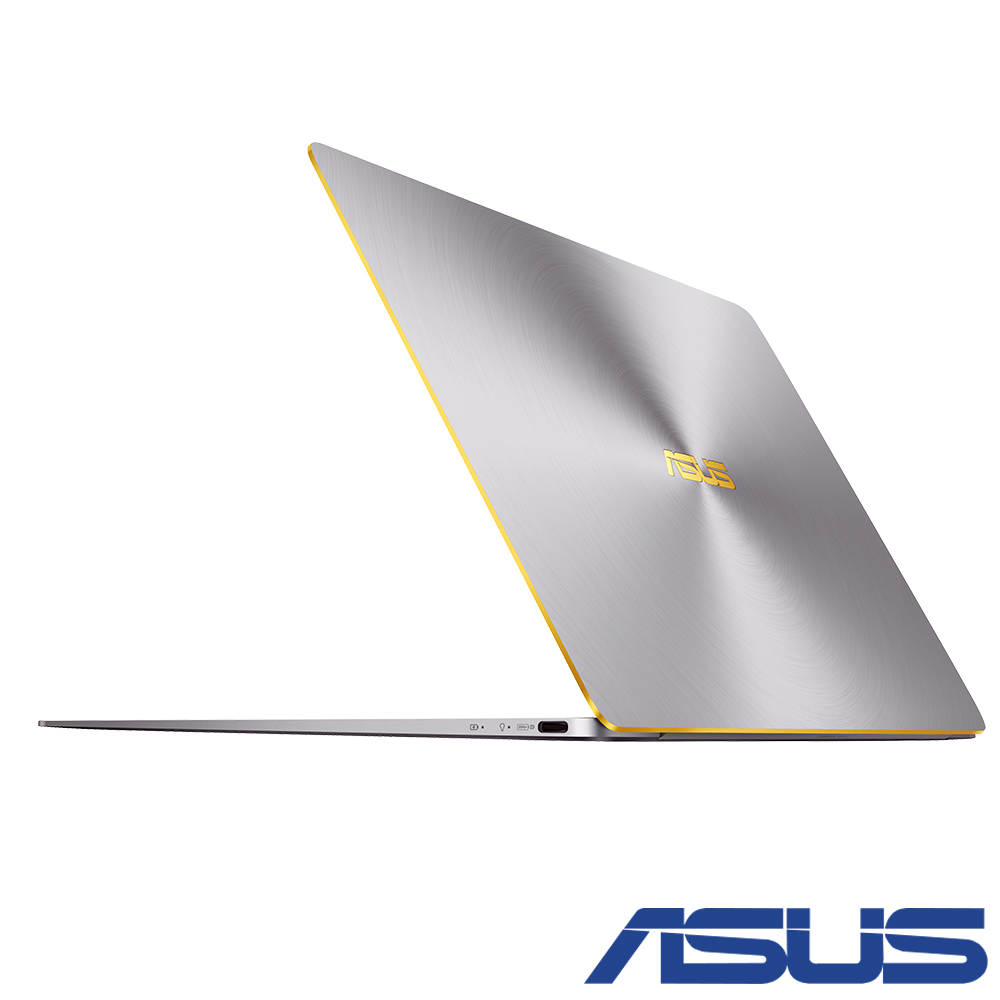 ASUS UX390 12吋輕薄筆電(i7-7500U/512G/8G/FHD/石英灰