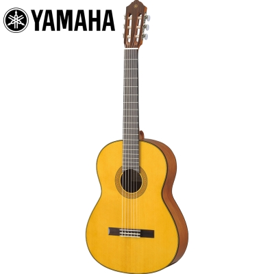 YAMAHA CG142S 實心雲杉面板古典吉他