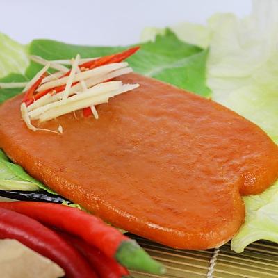 高興宴 素人上菜-繽紛海味素烏魚子135g(蛋奶素)