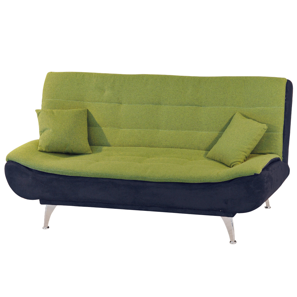 品家居 杜賓布面沙發床(兩色可選)-190x91x97cm-免組