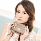 KINAZ - Snow white白雪壞公主系列~蘋果誘惑零錢包 - 粉嫩藕