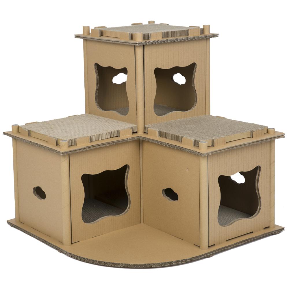 petique 百嬌客 貓碉堡